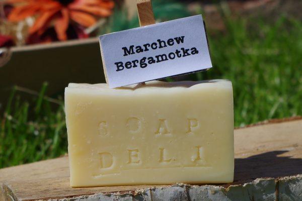 mydło marchew bergamotka