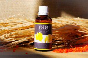 naturalny olej z wiesiołka