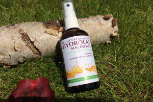 hydrolat malinowy