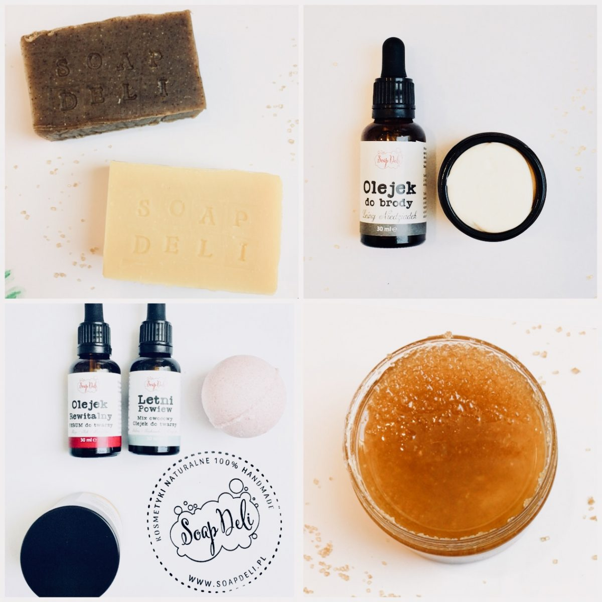 kosmetyki naturalne Soap Deli