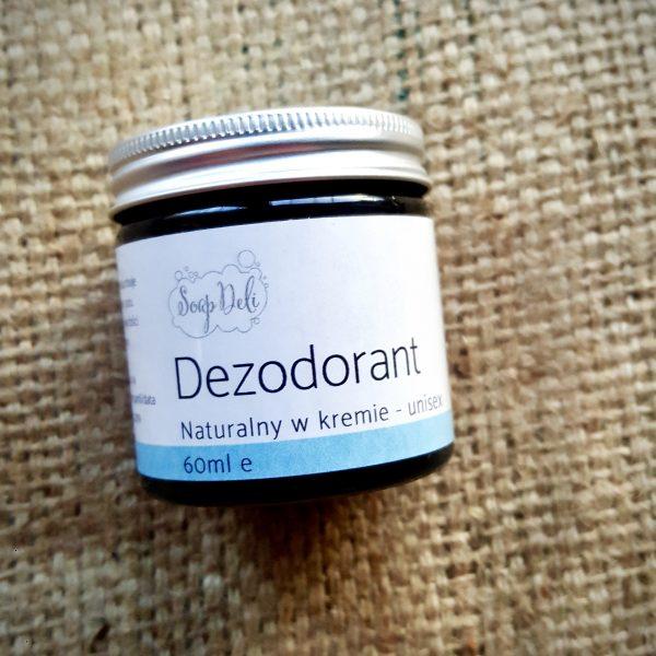 dezodorant naturalny w kremie