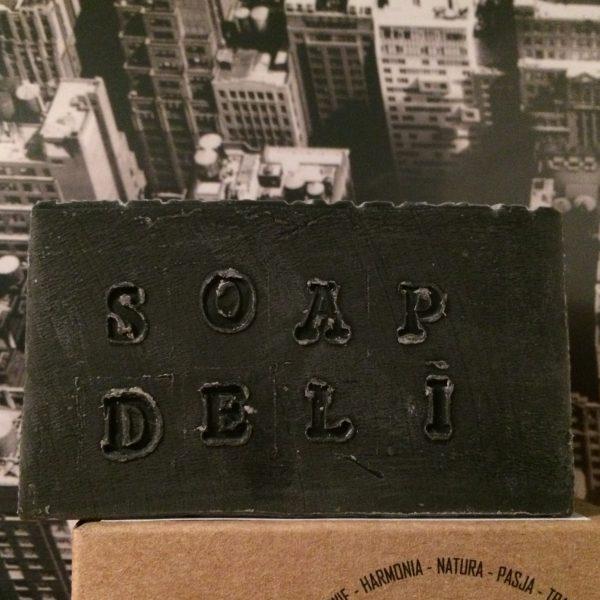 mydło węglowe