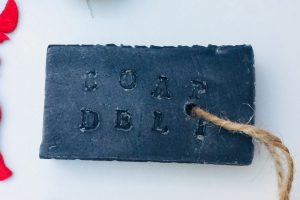 mydło z węglem soap deli